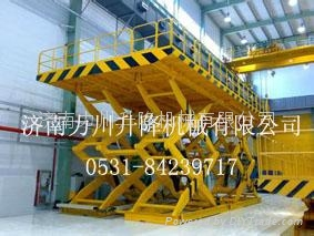 供應珠海液壓昇降機 1