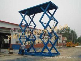 供應珠海液壓昇降機 2