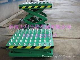 供應珠海液壓昇降機 3