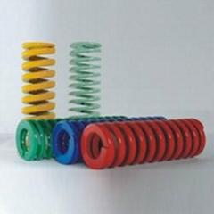 JIS standard mould spring Dingli coil spring