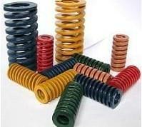 JIS standard mould spring Dingli coil spring 4