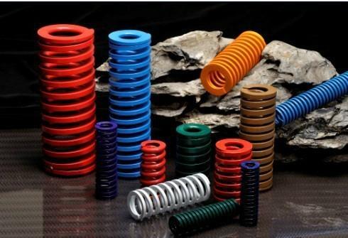 JIS standard mould spring Dingli coil spring 5