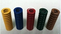 China high quality die mould spring