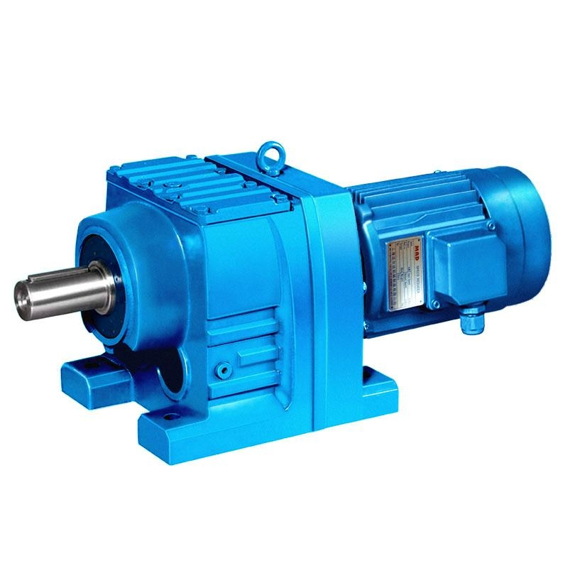 R series Coaxial Inline Helical Geared Motor /Speed Reducer/ Gearbox reducer