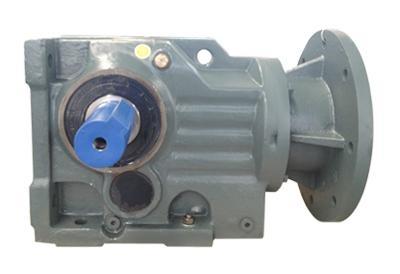 K系列斜齒輪撐傘齒輪減速電機 5