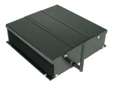 Fanless Car PC with Copper Heat Pipe 1