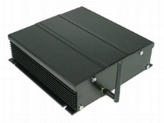 Fanless Car PC with Copper Heat Pipe