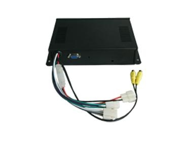 SD/CF Card Media Player for Bus 4
