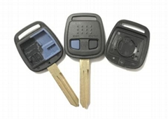 2 button remote key shel
