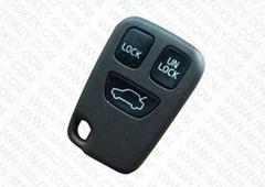 3 button remote case