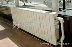 好特鋼制高頻焊翅片管散熱器