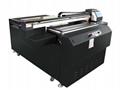1013 advertising card UV LED printer on