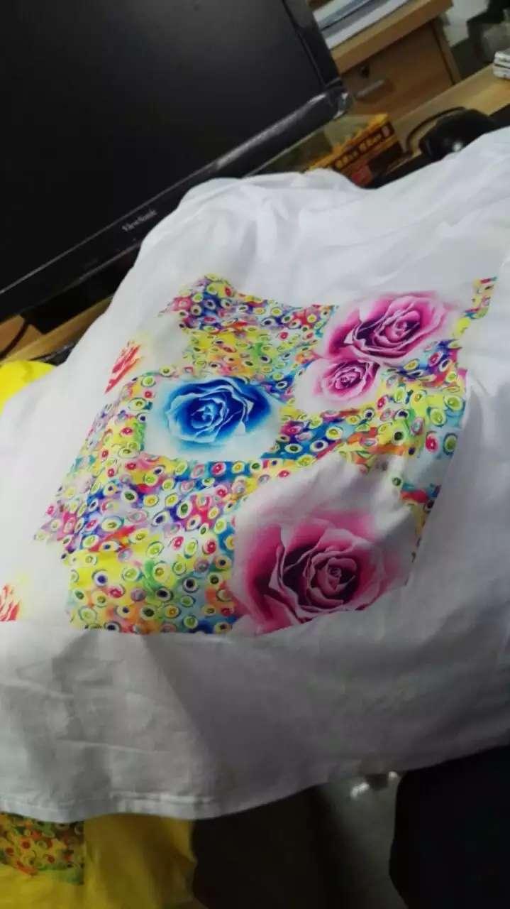 OEM T-shirt printer