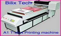 610*1800mm A1 T-shirt printer on cloth fabric cottom materials