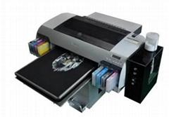 customized fabric T-shirt printing machine 420*800MM