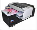 A2 customized digital printer