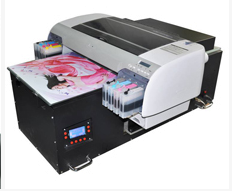 key ring A2 printer 420*800MM digital flatbed printer on plastic