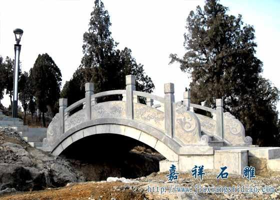 山東石雕拱橋 1