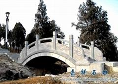 山東石雕拱橋