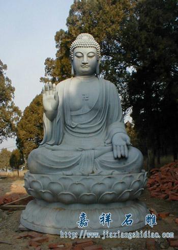 山東石雕佛像 1