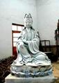 山東石雕菩薩