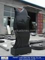 Russia Style Granite Tombstone 3