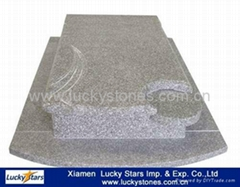 Hot Sale Cheap G664 Granite Monument