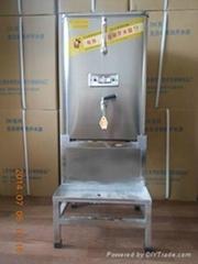 青欣牌全自動不鏽鋼電熱開水器3KW