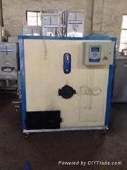 生物質顆粒燃料熱水鍋爐