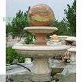 曲阳石雕风水球