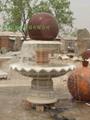 曲阳石雕风水球 2