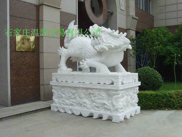 曲阳石雕狮子 3