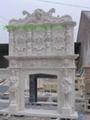 曲阳石雕欧式壁炉 2