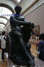 曲阳雕刻园林铜雕 3