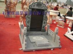 曲阳石雕大理石欧式墓 1
