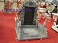 曲阳石雕大理石欧式墓