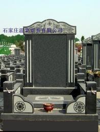 曲阳石雕大理石欧式墓 5