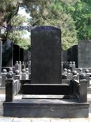 大理石雕刻欧式墓碑