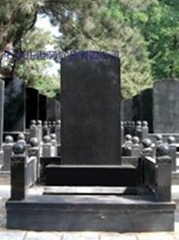 大理石雕刻歐式墓碑