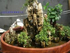 曲阳石雕假山 1