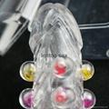Dragon Ball condoms retarded condoms Penis Sleeve Extender sex toy for men 5
