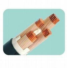 XLPE insulation PVC sheath power cable