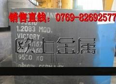 東莞DHA1高壽命熱作模具模板