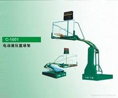 深圳籃球架