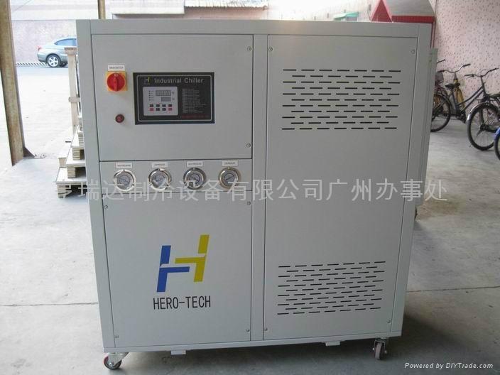 水冷式工业冷水机 1
