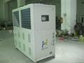 风冷式箱形冷水机