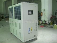 風冷式箱形冷水機