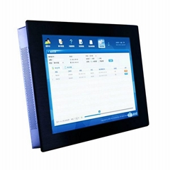 19 inch industrial all in one touch panel PC