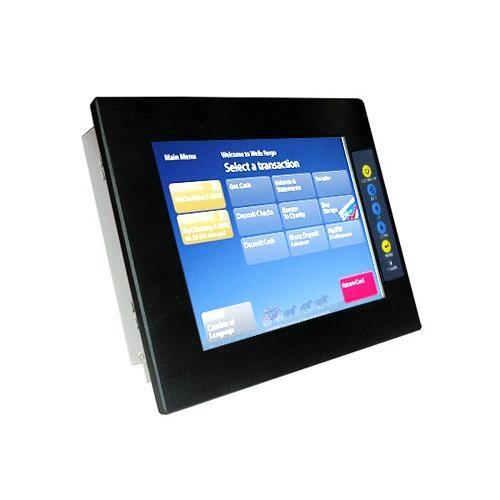 8寸液晶触摸屏工业显示器 1