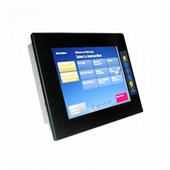 "8"" Industrial LCD Display Monitor with touch screen"